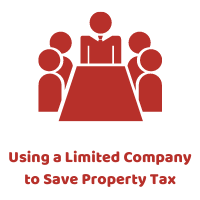 Using a Limited Company to Save Property Tax