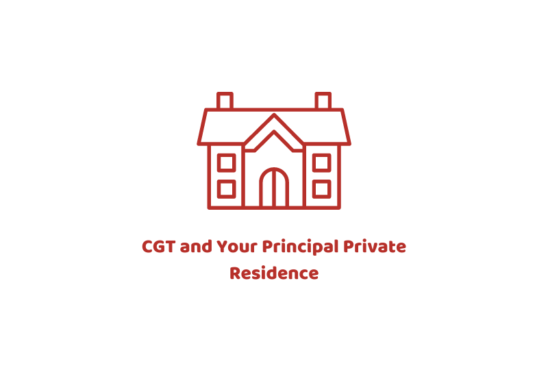 CGT and Your Principal Private Residence