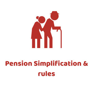 Pension Simplification & rules