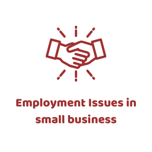 Employment Issues in small business