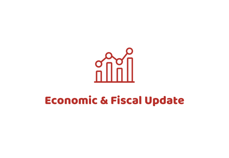 Economy and fiscal update