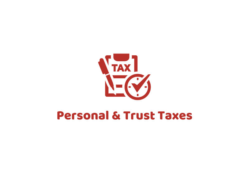 Personal & Trust Taxes