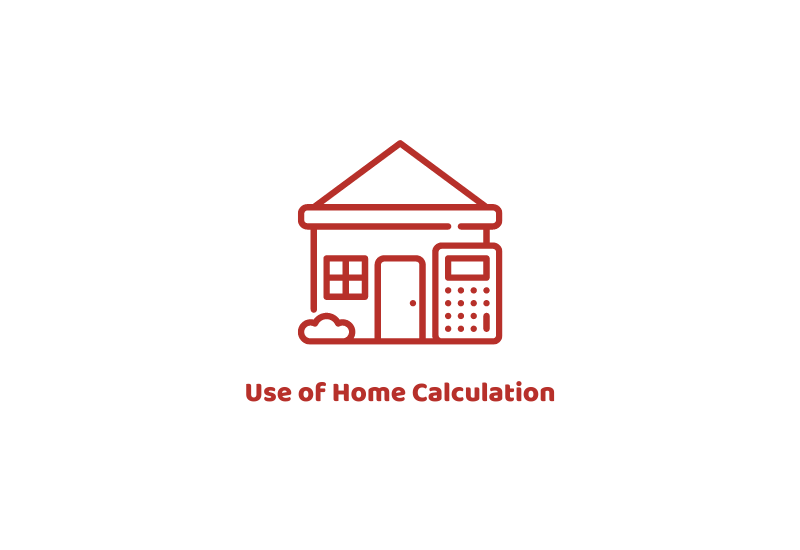 Use of Home Calculation