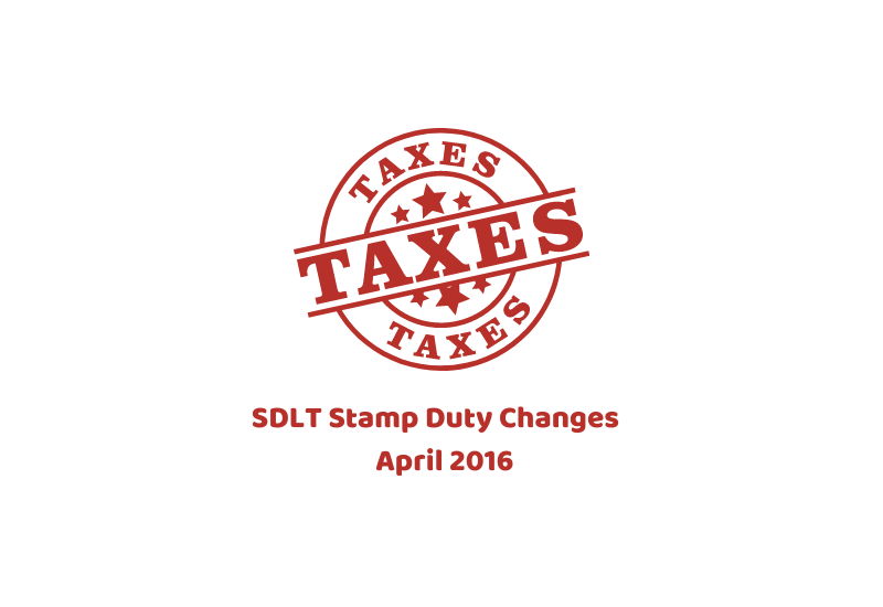 Stamp Duty Changes – April 2016