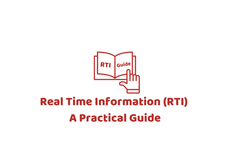 RTI-Real Time Information