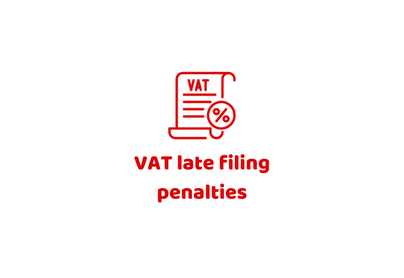VAT late filing penalties