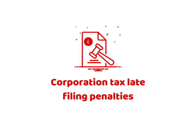 Corporation tax late filing penalties