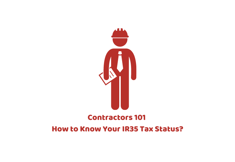 Contractors 101 — How to Know Your IR35 Tax Status