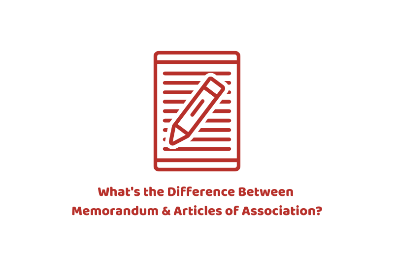 What's the Difference Between Memorandum & Articles of Association