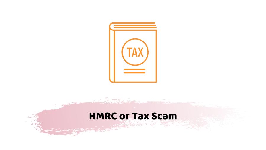 HMRC or Tax Scam