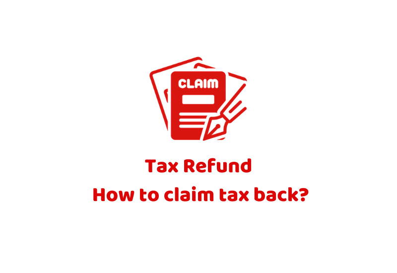 How to claim tax back
