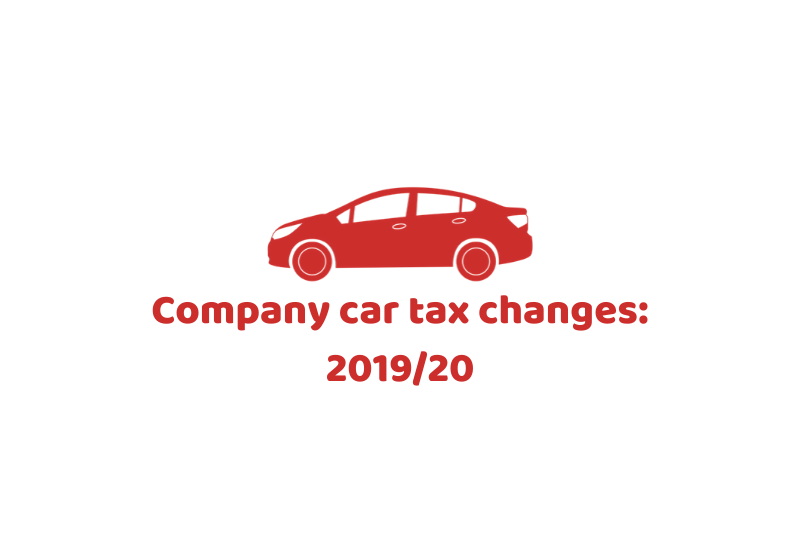 Company car tax changes: 2019/20
