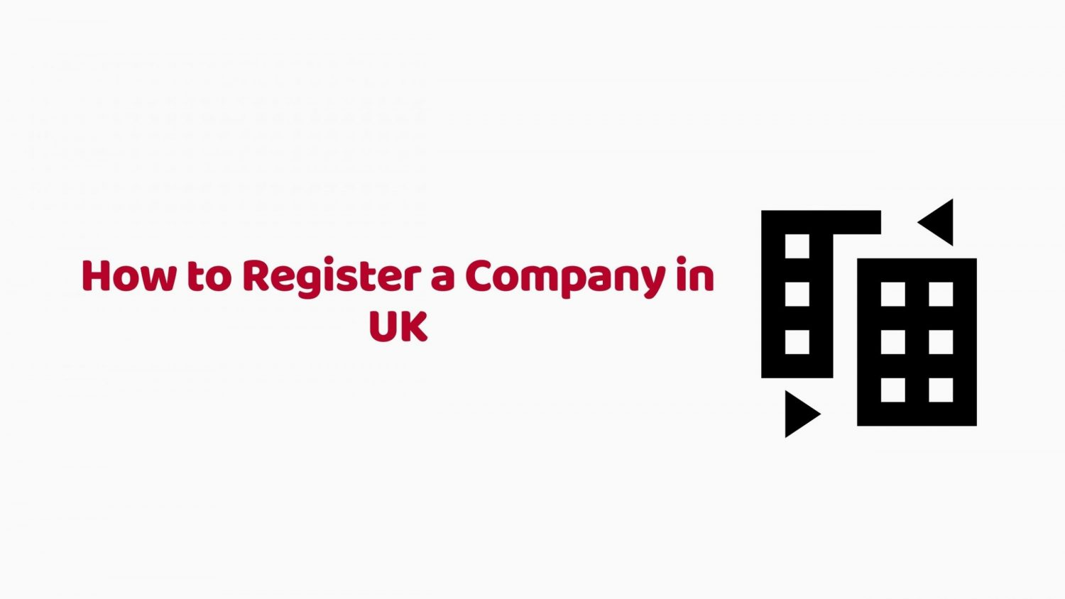 How to register a limited company in UK