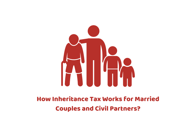 How Inheritance Tax Works for Married Couples and Civil Partners?