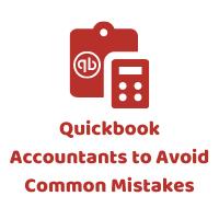 Quickbook Accountants to Avoid Common Mistakes