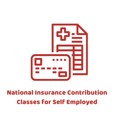 National Insurance Contribution Classes for Self Employed