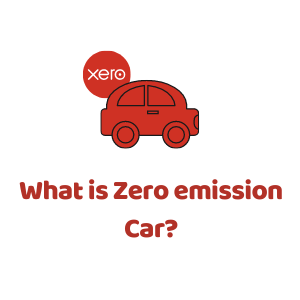 What is Zero emission Car?