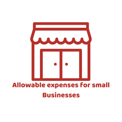 Allowable expenses for small Businesses