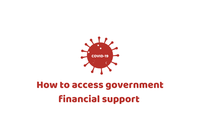 How to access government financial support