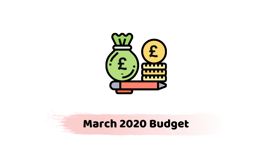 March 2020 Budget