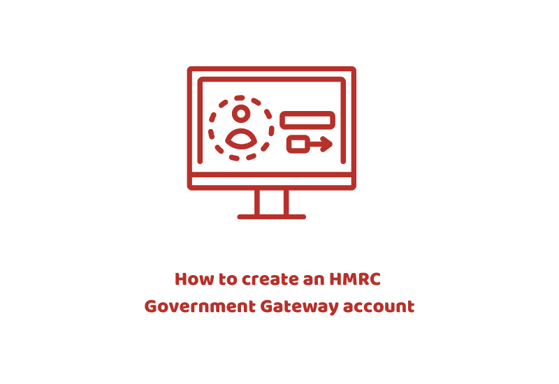 How to create an HMRC Government Gateway account