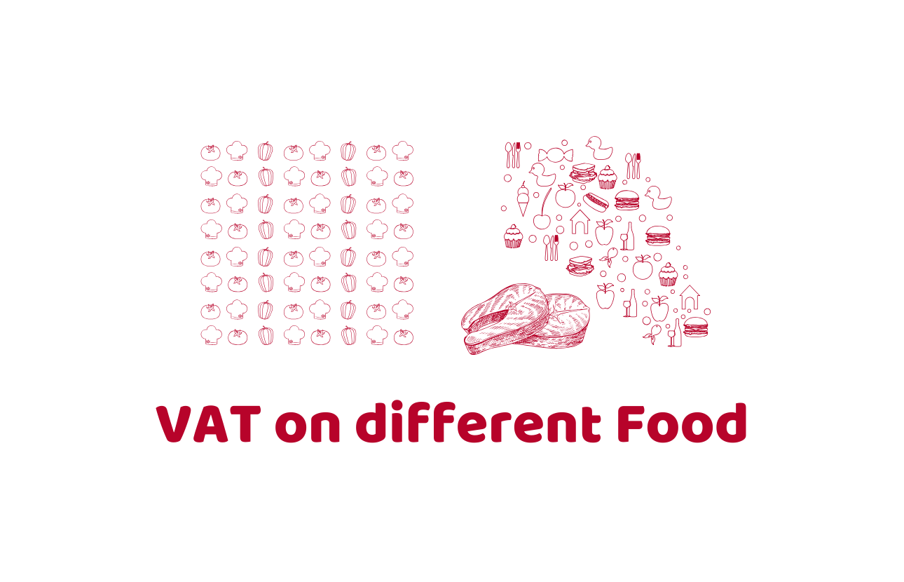 VAT on food items