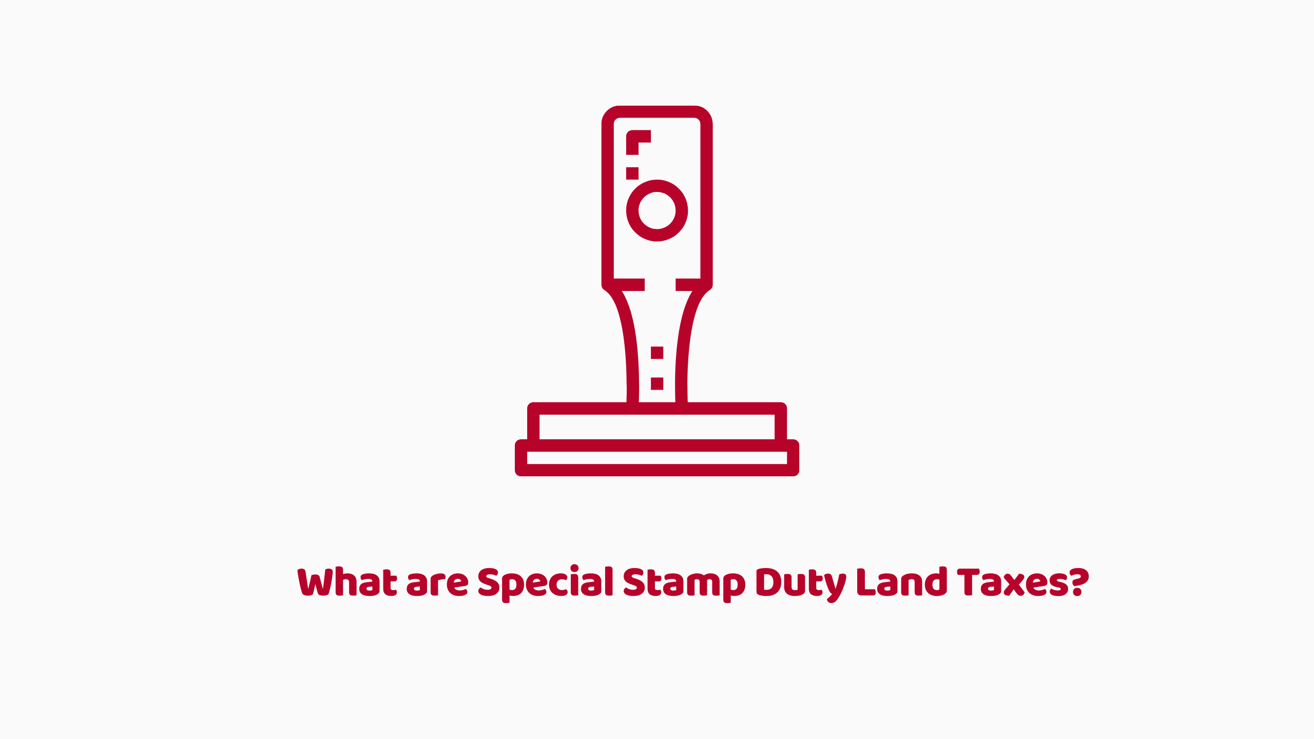 Land Taxes