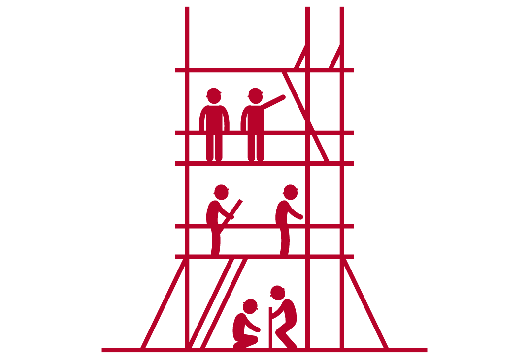 accountants for scaffolding