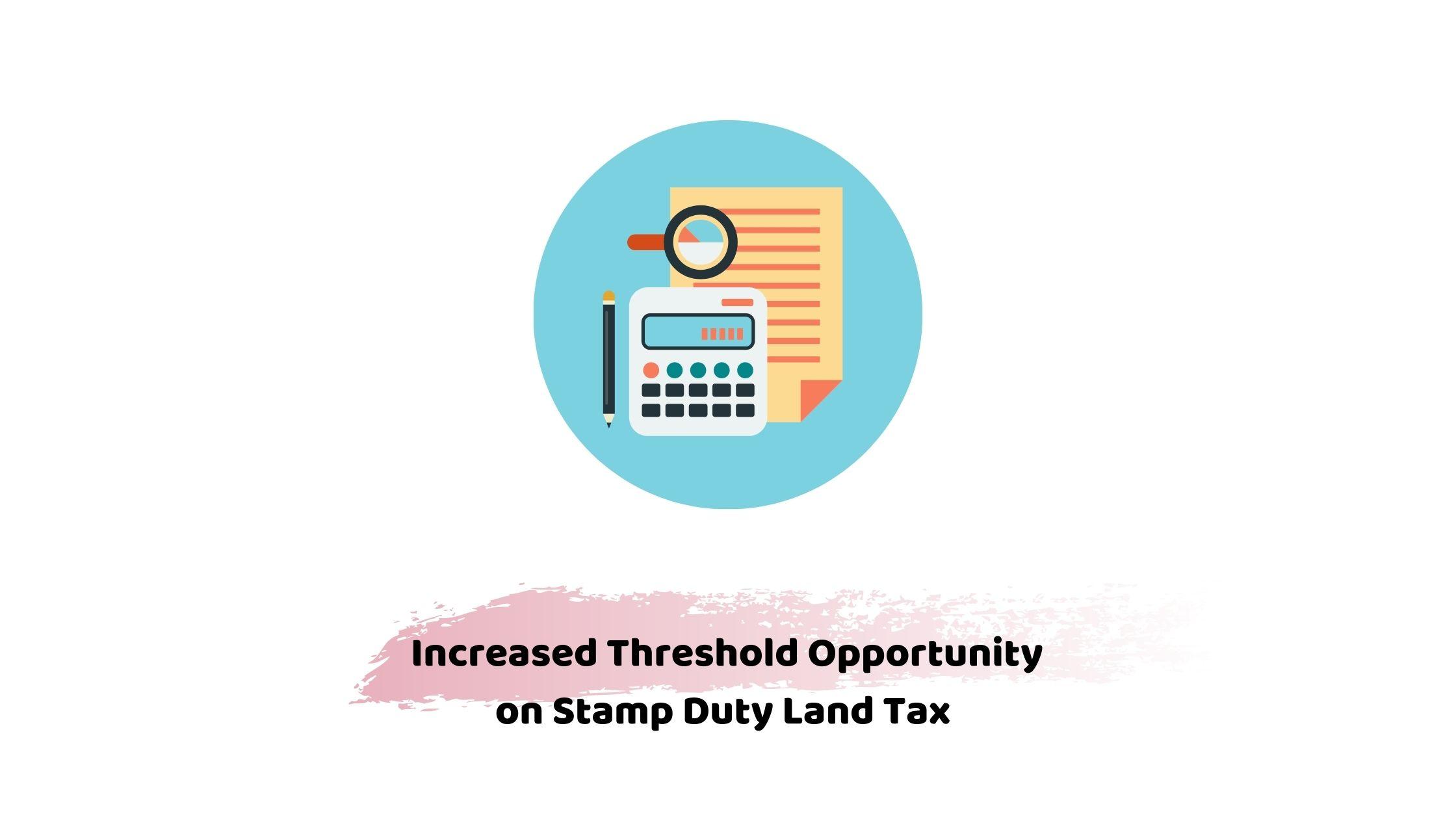 SDLT Tax