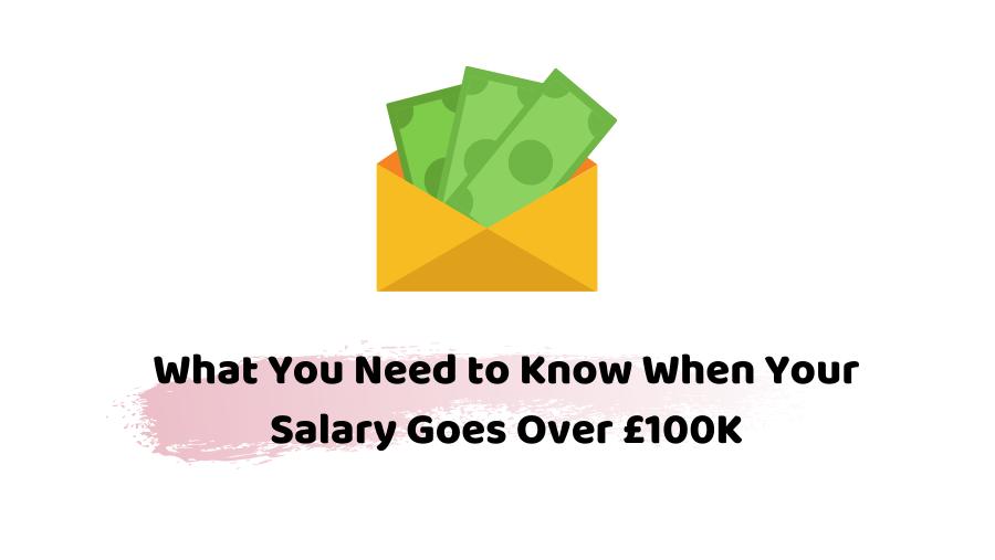 income over £100k