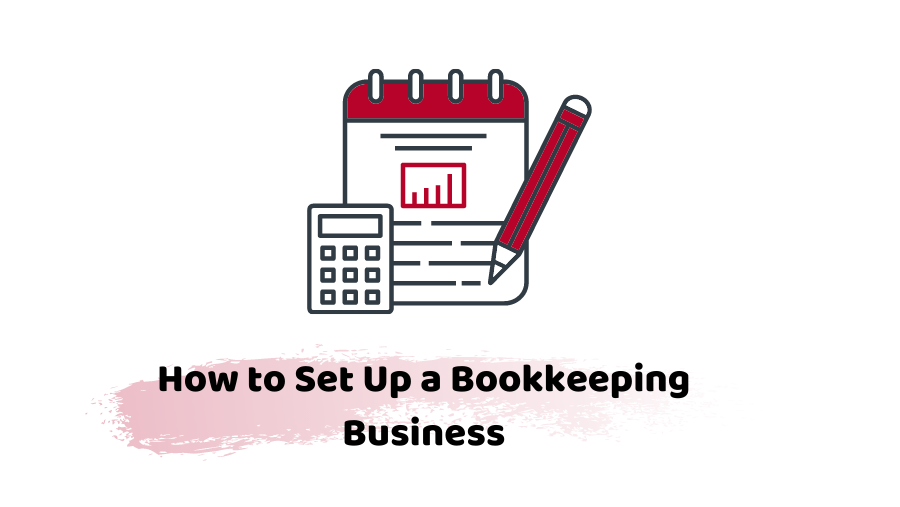 how to set up a bookkeeping business