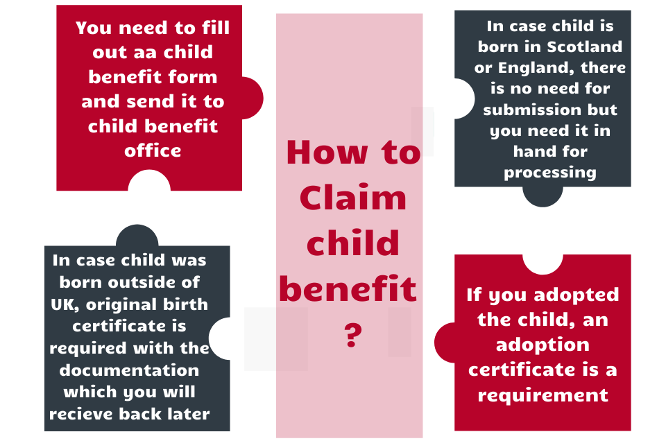 when can you claim child benefit