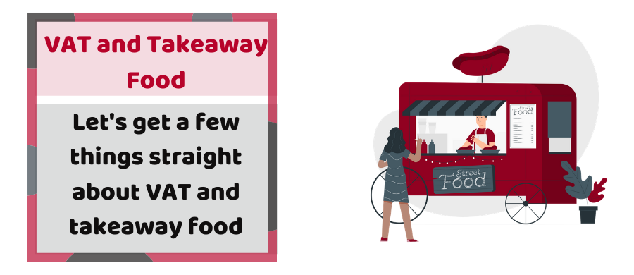do you pay vat on takeaway food