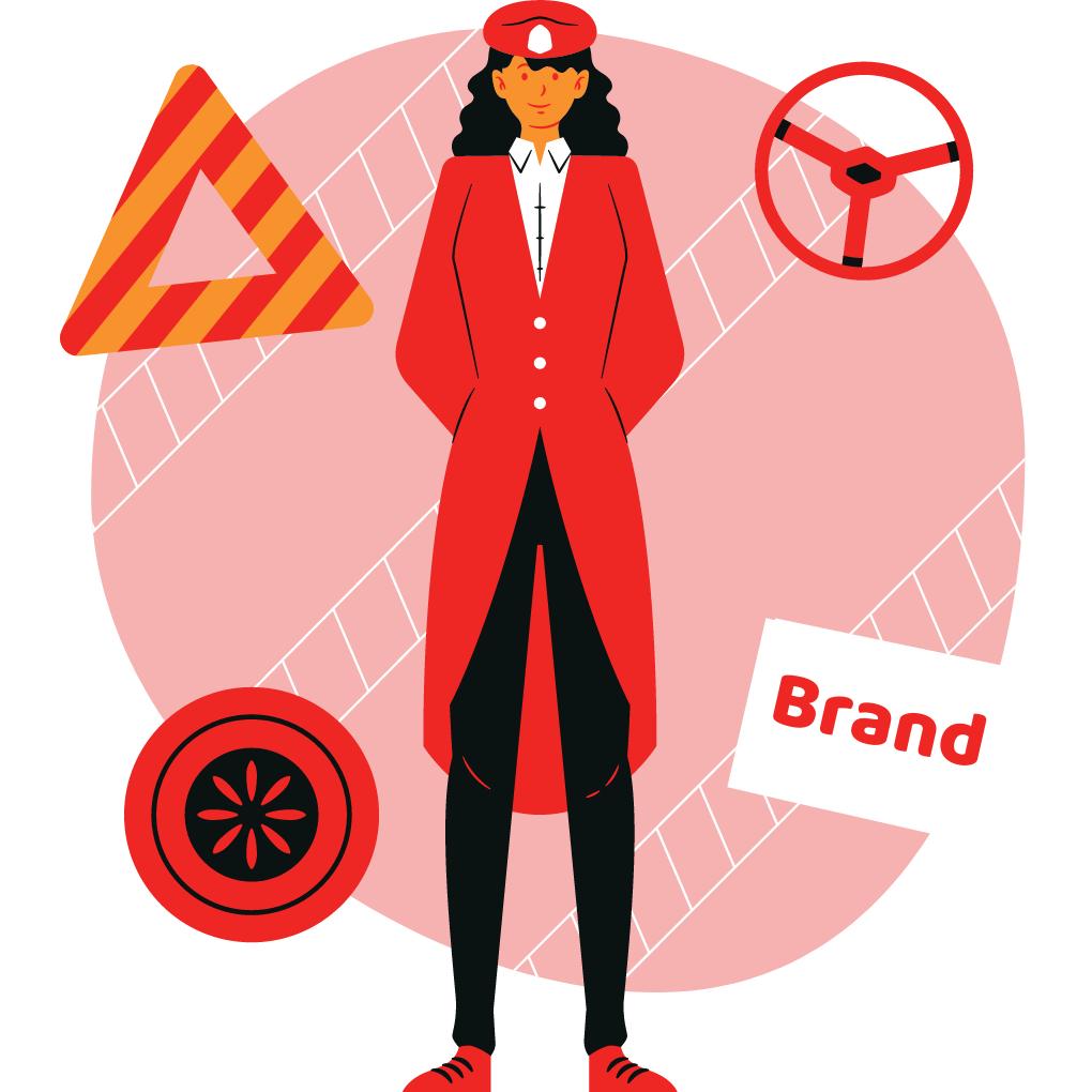 Fashion brand accountant