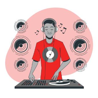 Accountants for DJs