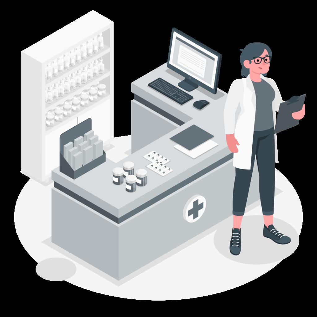 Small Business Pharmacy Accountants