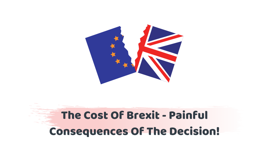 how much will Brexit cost