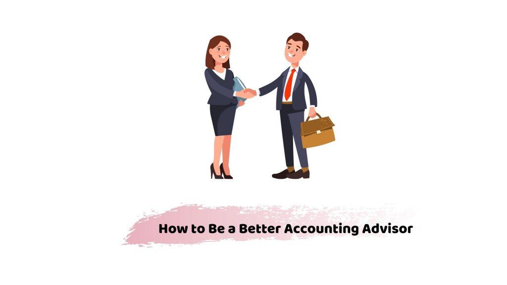 accounting advisor