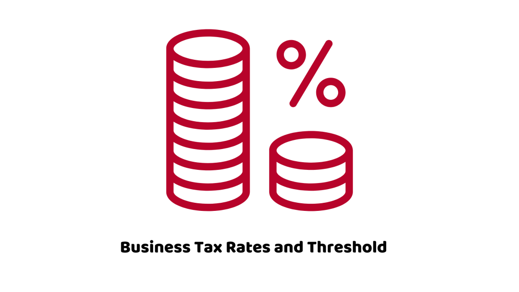 business tax rates