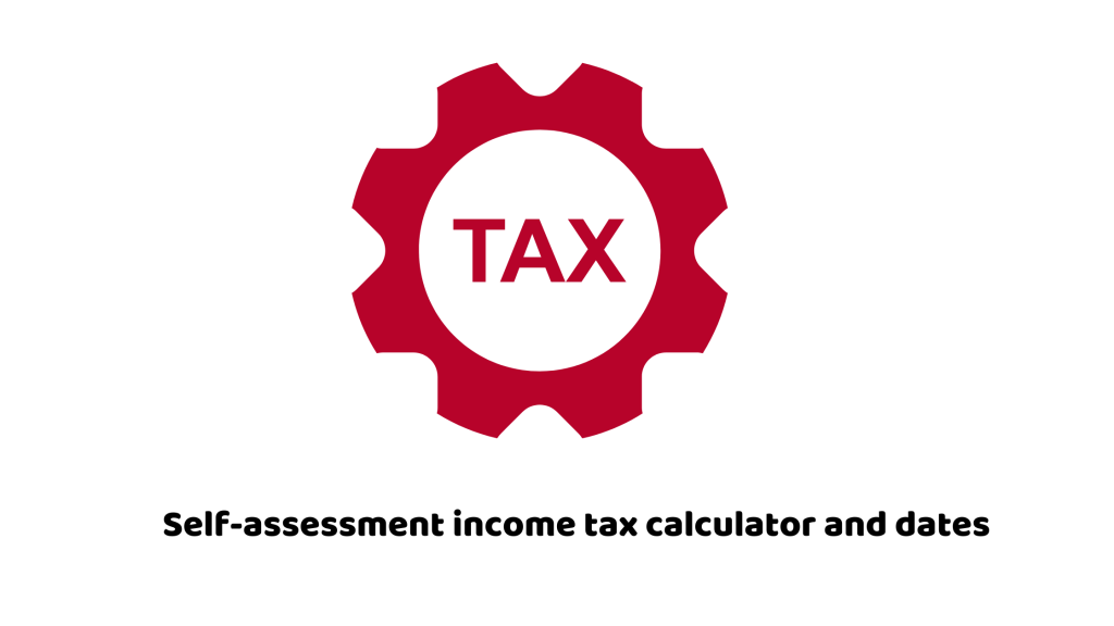 self assessment income tax