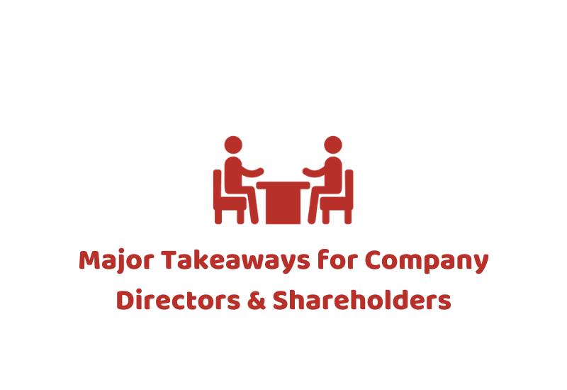 Company Directors & Shareholders