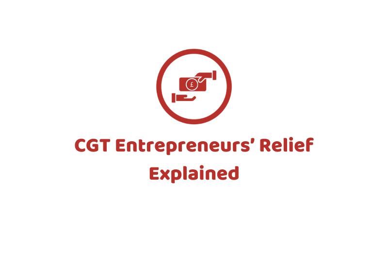 Entrepreneurs' Relief
