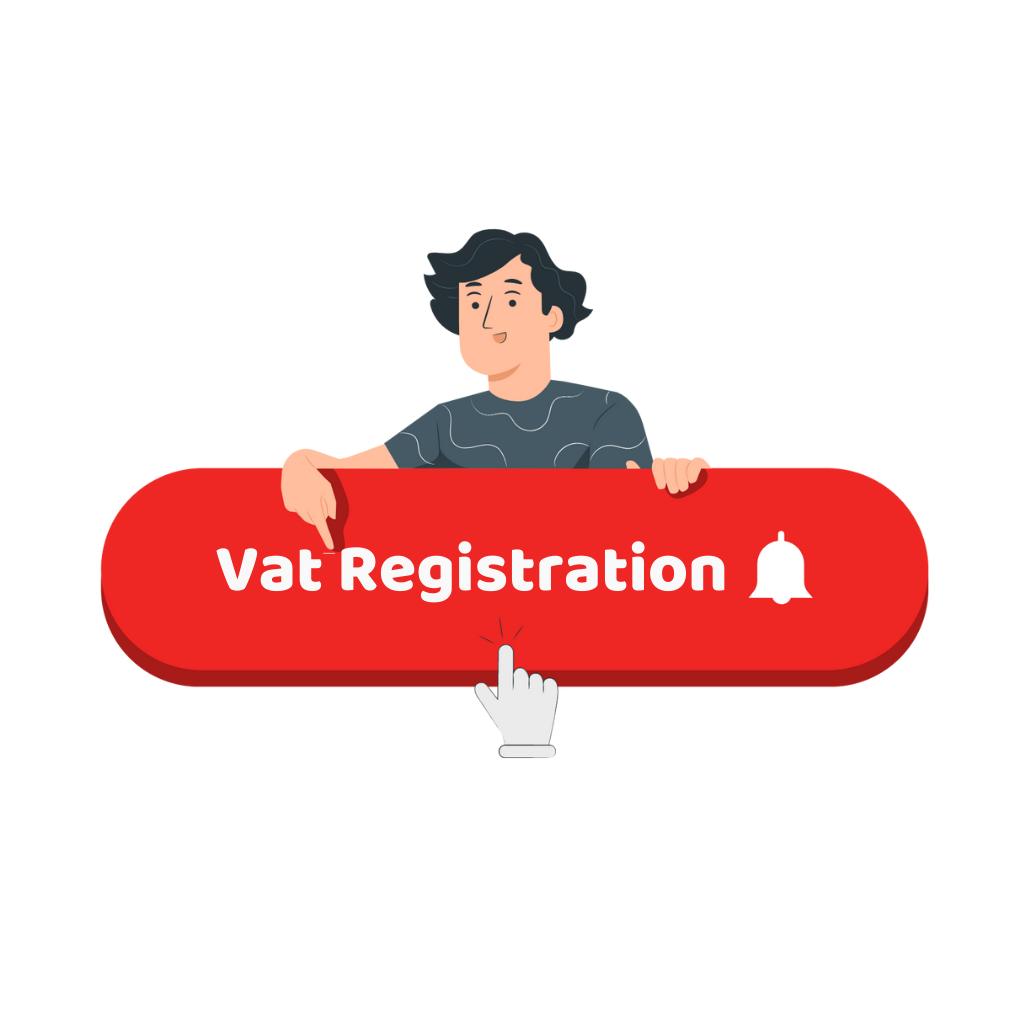 Register For VAT