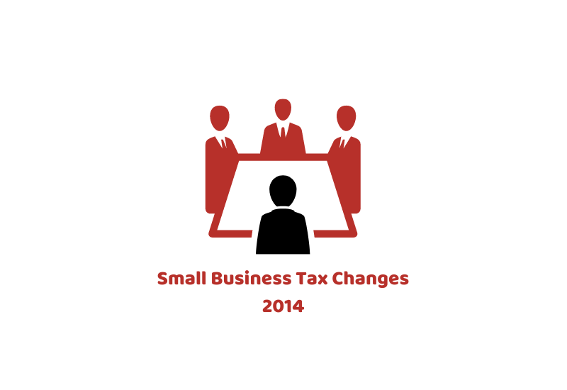 Small Business Tax Changes-