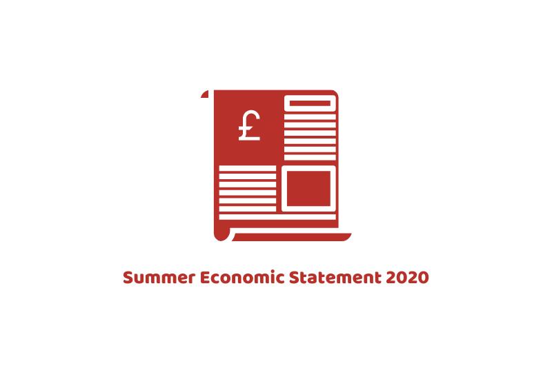 Summer Economic Statement 2020