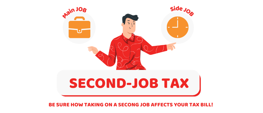 Tax on a second job - Everything You Need To Know
