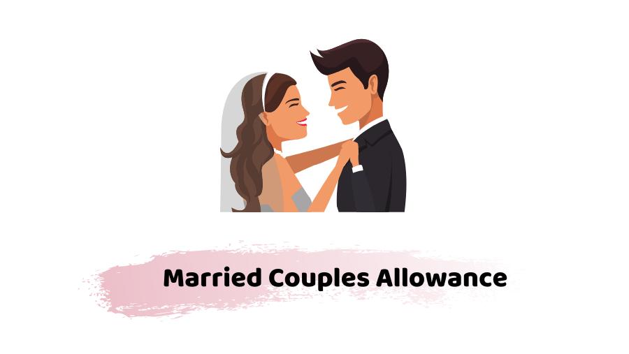 married couple allowance