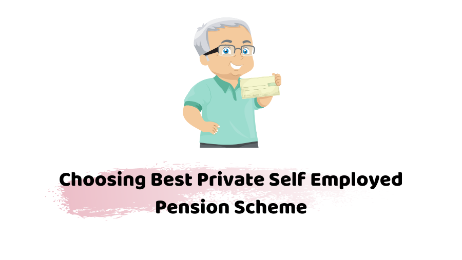 self employed pension scheme