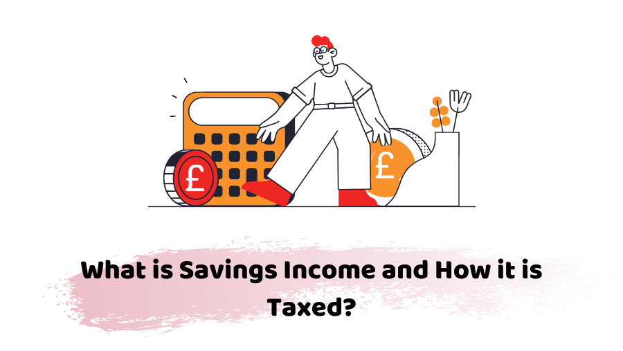 what is savings income