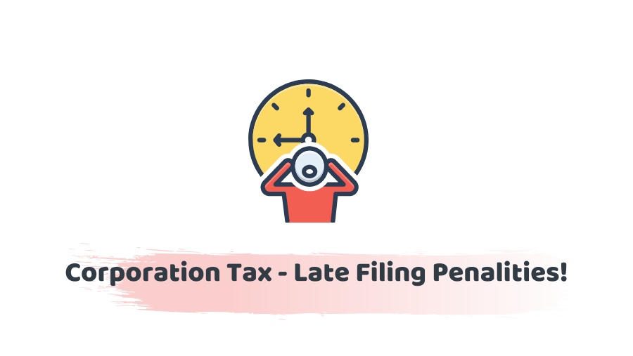 corporation tax late payment